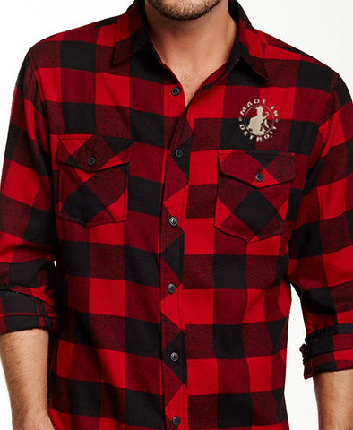 MID Long Sleeve Flannel