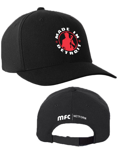 MFC Netform - MID Flexfit - Black
