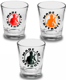 MID Shot Glasses