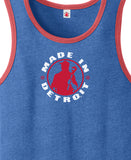 MID Royal Heather Jersey Tank
