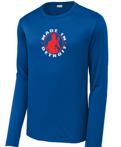 MID Premium Long Sleeve Moisture Wicking