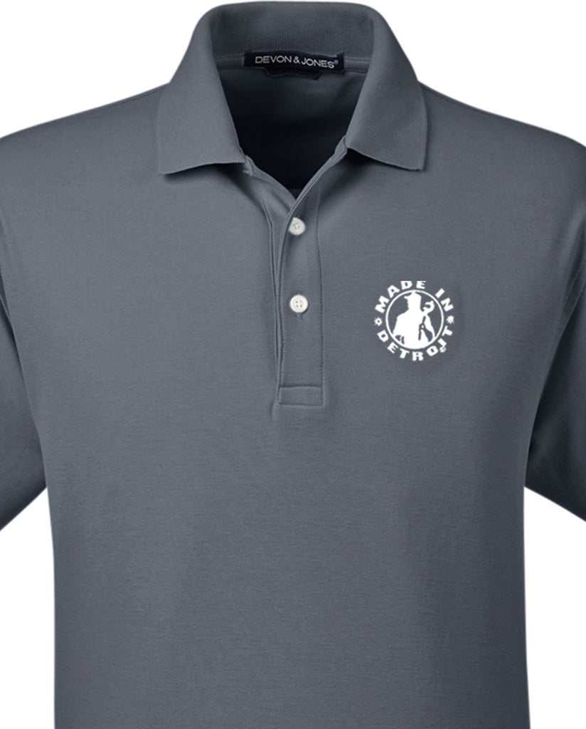 MID Graphite Polo