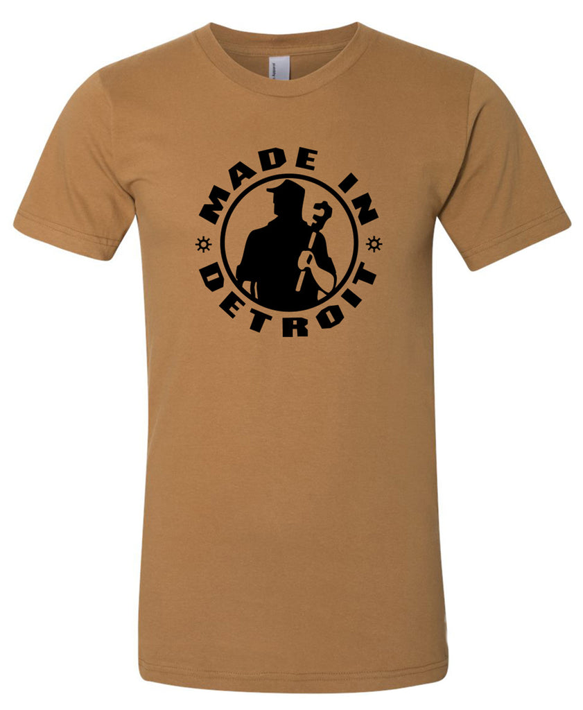 MID Tee - Brown