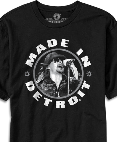 Icon Collection Kid Rock - Black