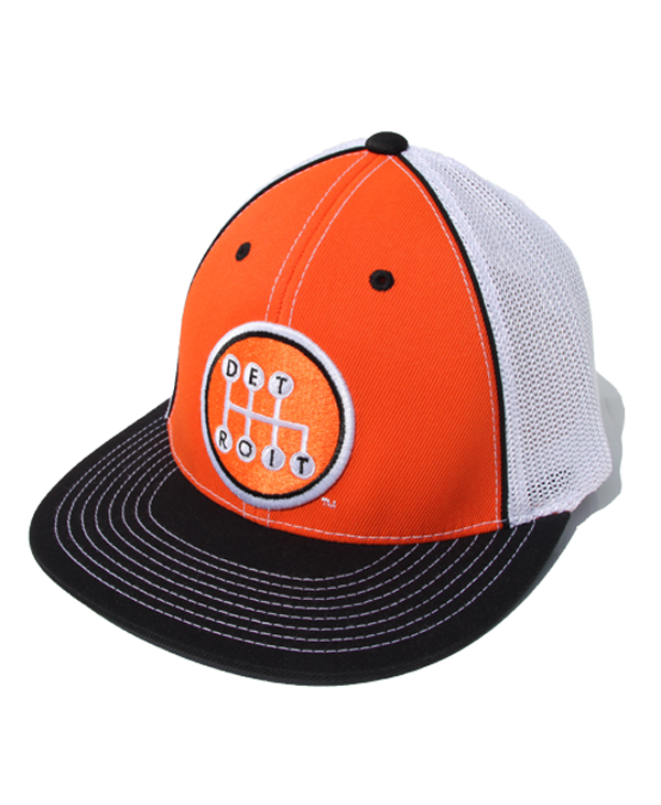 Shifter Mesh Back Fitted Hat