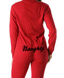 Unisex Naughty or Nice PJ's