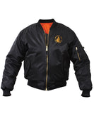 MID - Flight Jacket - Black