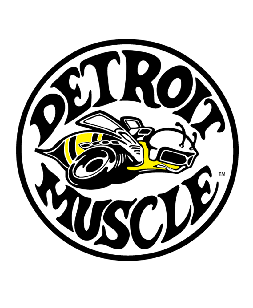Vintage Detroit Muscle Scat Super Bee Sticker Decal various colors