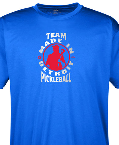 Team MID Pickleball Performance Moisture Shirt