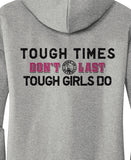 Tough Girls Zip Up