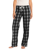 MID Ladies PJ Set - Black