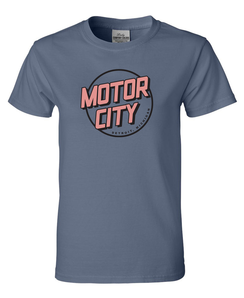 Motor City - Ladies Tee