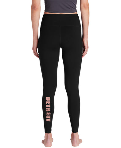 Detroit High Rise Leggings