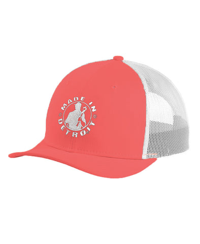 Coral MID Low Profile Trucker Cap