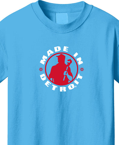 Blue Moon Beach Washed Youth Tee