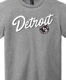 Detroit Rosie Script Youth Tee