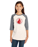 Youth MID Outline Raglan