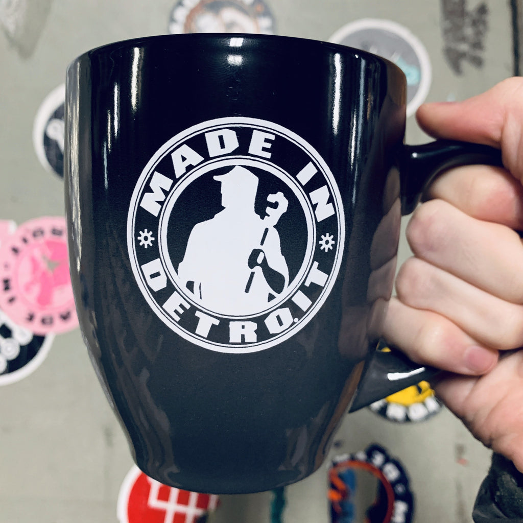 MID Circle/Shifter Coffee Mug