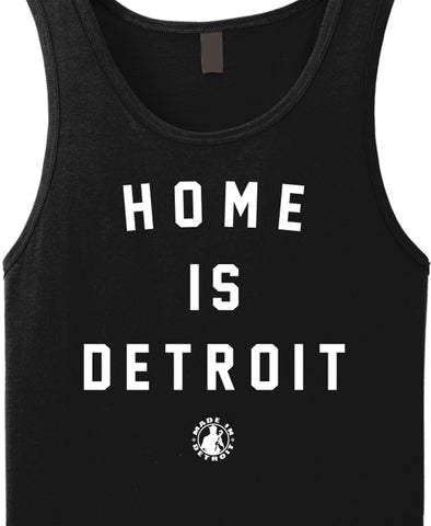 Home Is Detroit - Tank
