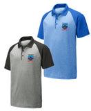 Men's Raglan Polo - DGPA