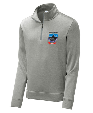 Men's Performance Quarter Zip - DGPA
