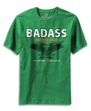 Unisex Badass American Lager - Kelly Green