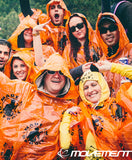 Poncho - Orange