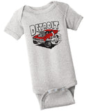 Roach Muscle Infant Onesie