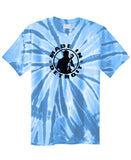 MID Blue Tie-Dye - Light Blue