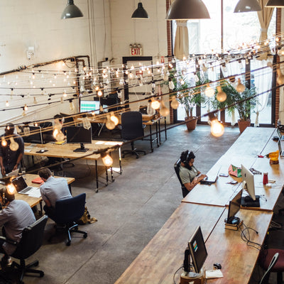 Arbeiten im Coworking Space – Die Office Revolution