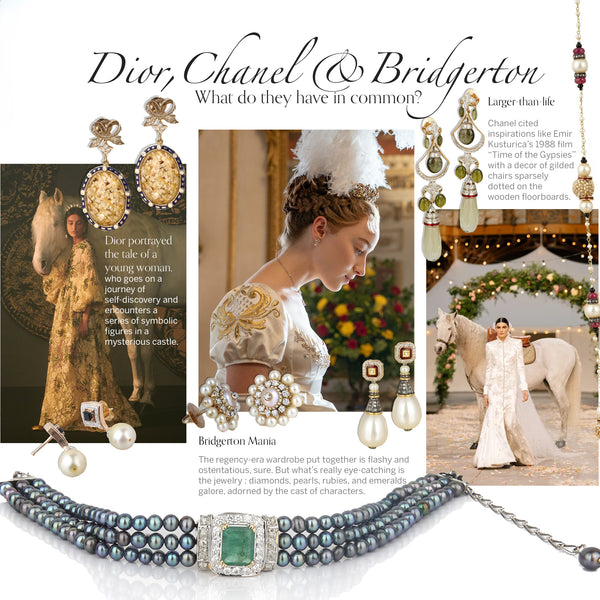 Bridgerton, Dior & Chanel... WHAT DO THEY HAVE IN COMMON?