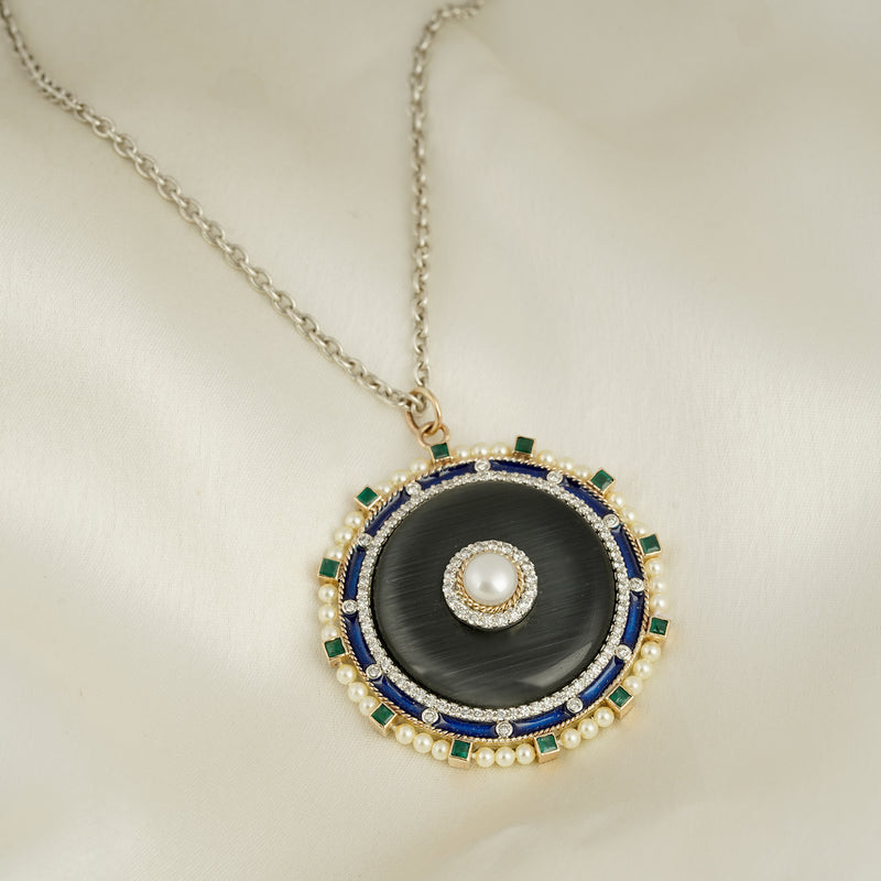 Anniki Pendant Necklace/M159