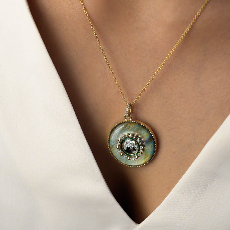 Hyderabad Earrings/M143
