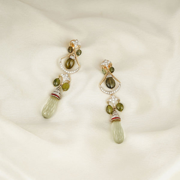 Pardis Earrings/M140