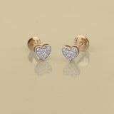 All Heart Kids Ear Studs/m065