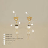 Sorte Pearl Earrings/M141