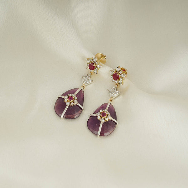 Roohi Earrings/M157