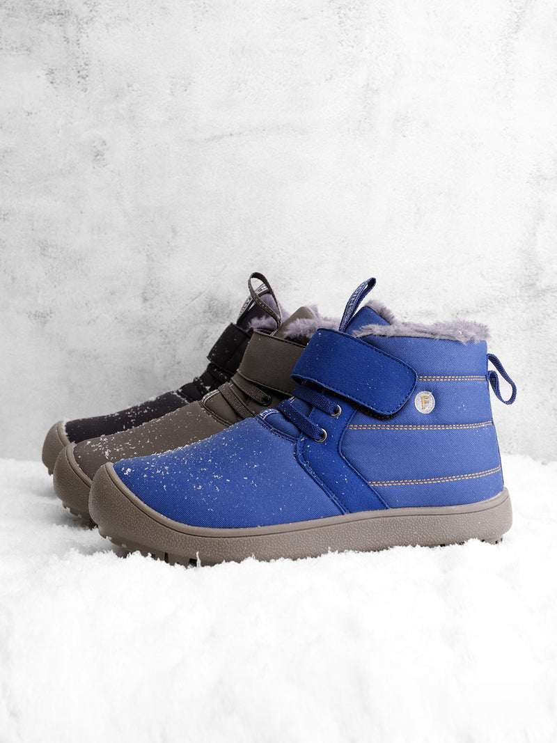 f736aebaa6 Women Magic Tape Snow Booties Casual Plus Size Shoes bellemeet ...