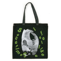 'Bone Bag' Tote Bag