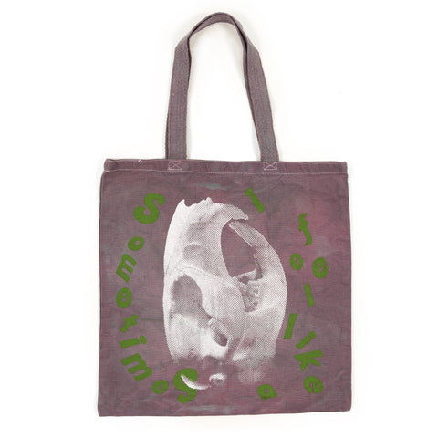 'Bone Bag' Tote