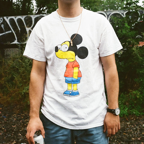 'Barty Mouse' T-shirt