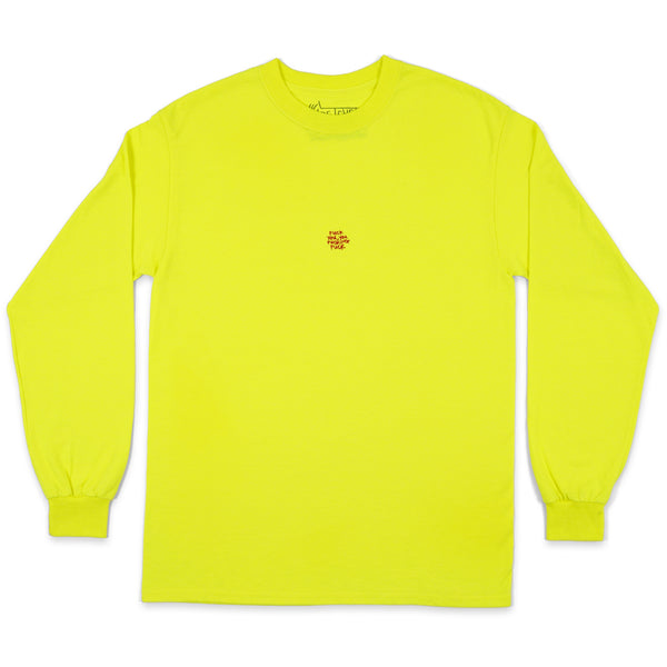 'Fuck Shirt' Long-Sleeve