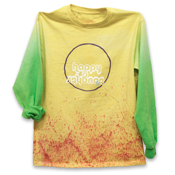 'Happy Thoughts' Long-Sleeve (Limited)