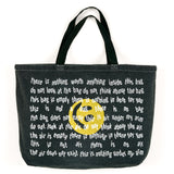 'Nothing Bag' Jumbo Tote