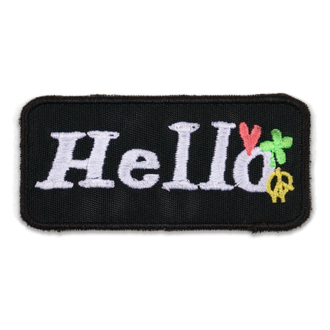 'Hello' Patch