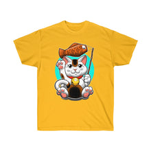 Load image into Gallery viewer, Women's Lucky Cat Short Sleeve T Shirt