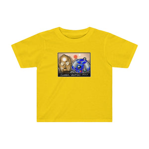 Kids Short Sleeve Tattooine Selfie T-Shirt