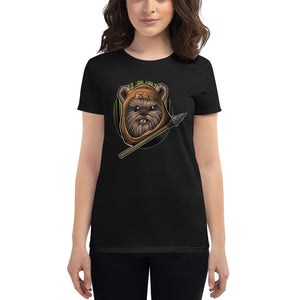 Women's short sleeve Ewok t-shirt