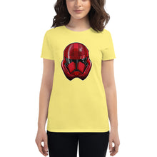 Load image into Gallery viewer, Women's short sleeve Sith Trooper t-shirt