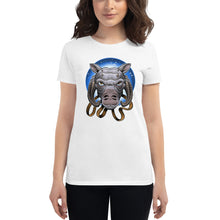 Load image into Gallery viewer, Women's short sleeve Tauntaun t-shirt